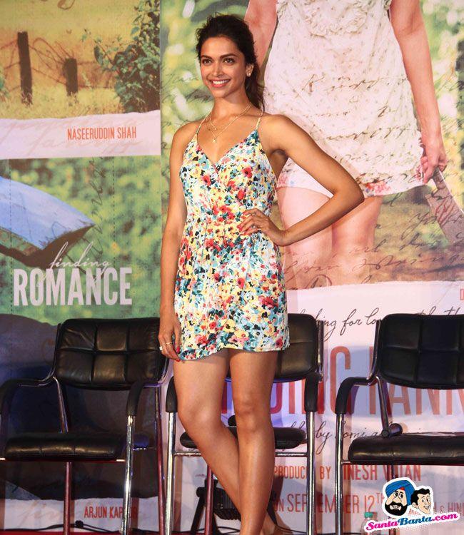 Deepika Padukone | Deepika padukone, Floral dress summer ...