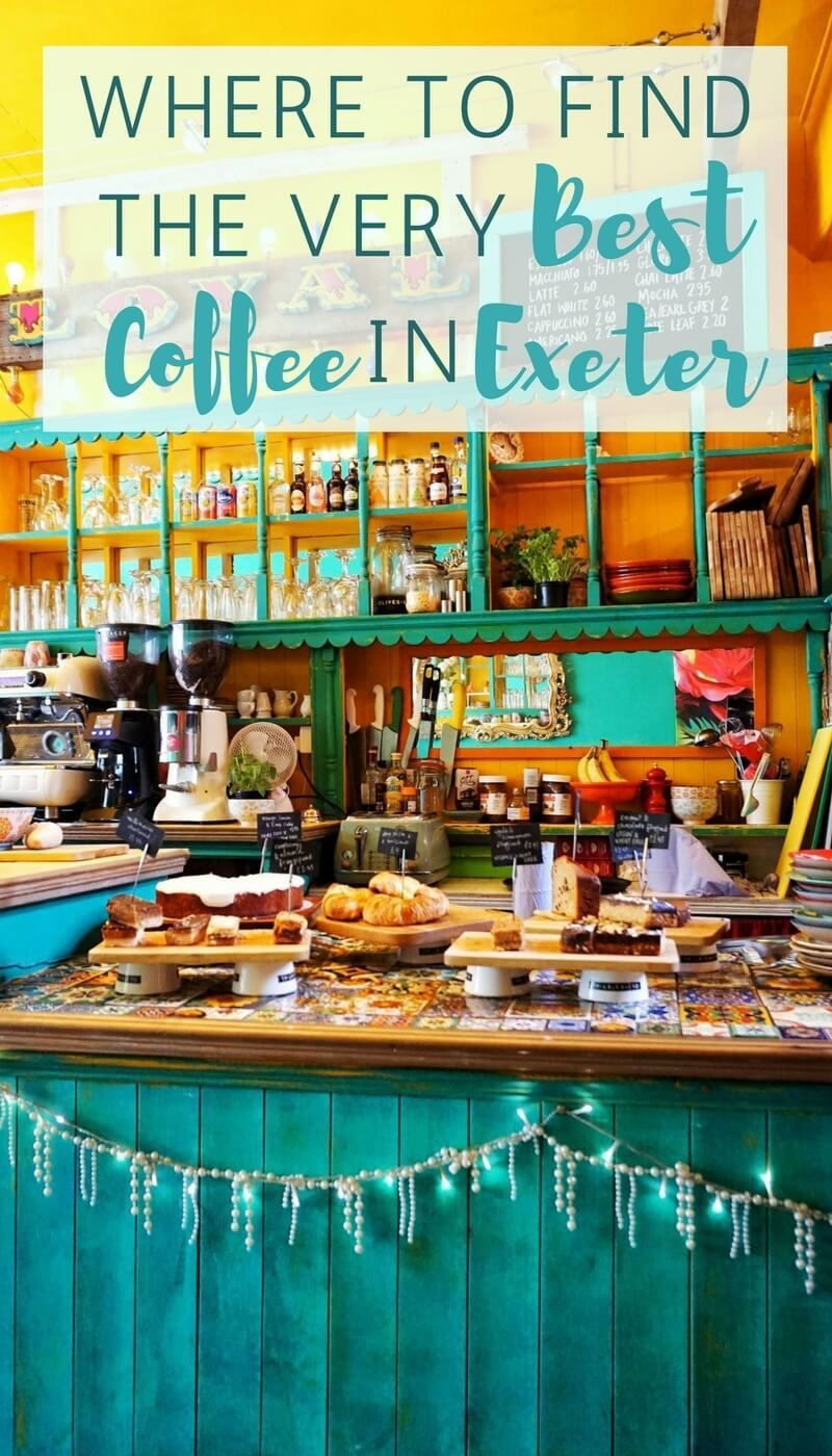 Glorious Art House Café Review The Best Coffee in Exeter