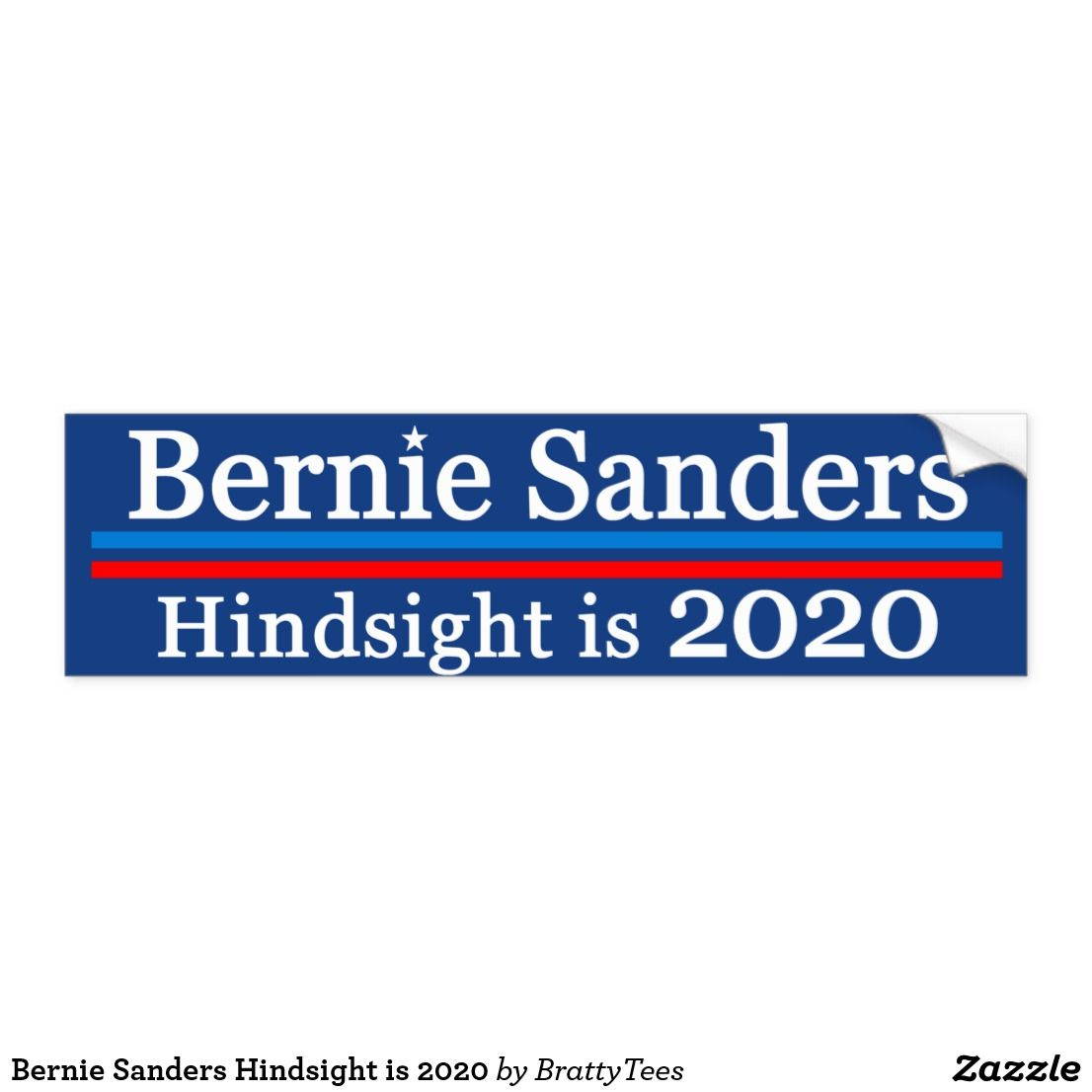 Cory Booker 2020 President of the United States MAGNETIC BUMPER STICKER  Magnet