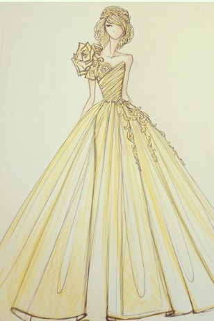 RemKachmar  #boda  vestido