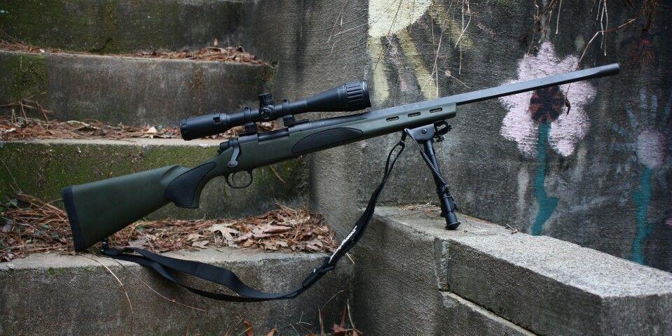 Remington 700 VTR