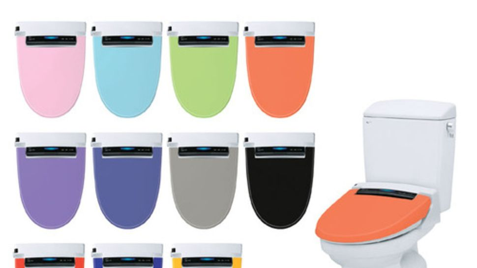 Super Inax Bidet Toilet Seats Spray Your Butt In Living Color 01 Cjindustries Chair Design For Home Cjindustriesco