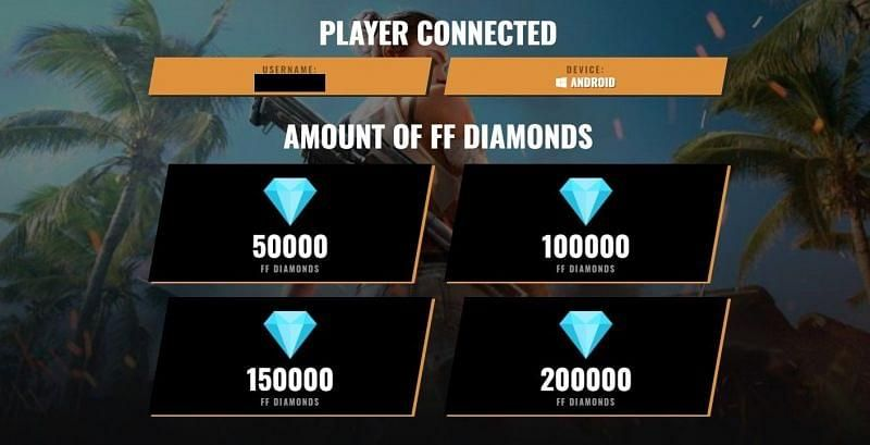 Garena Free Fire Hack Mod Diamonds And Coins Garena Free Fire Hack In 2021 Coin App Diamond Free Free