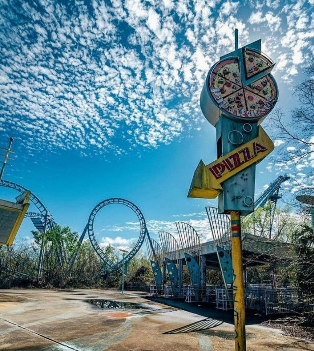 Pin by stephanie mcdonald on abandoned amusement parks pinterest park sciox Choice Image