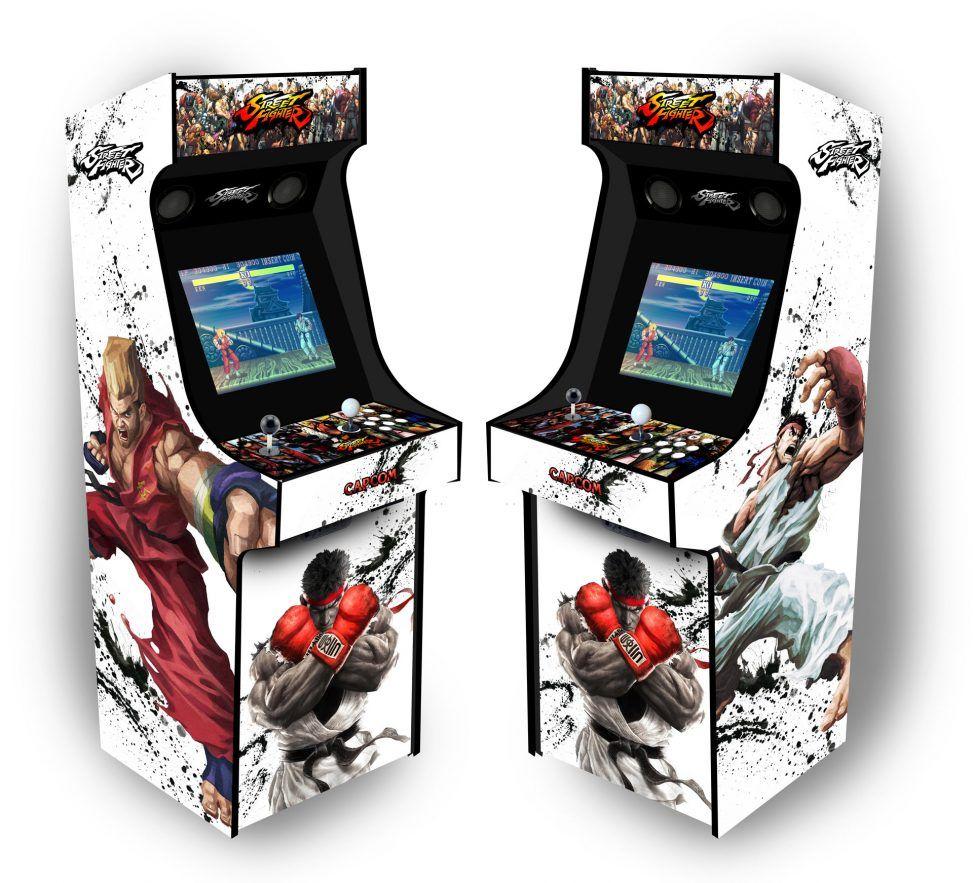 borne arcade street fighter 5