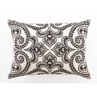 D.L. Rhein Amalfi Down-Filled Embroidered Pillow