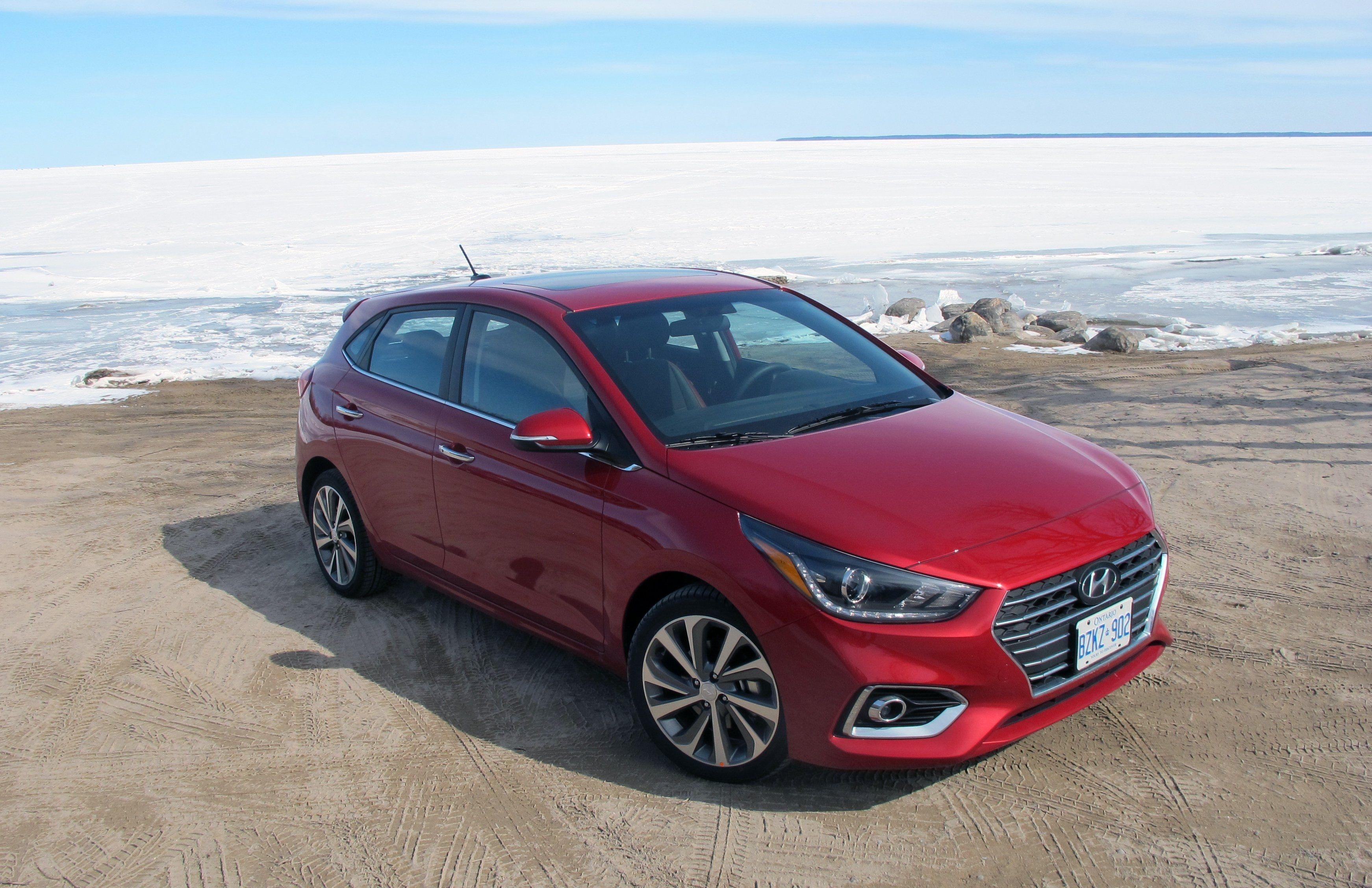 2019 Hyundai Accent Hatchback Photo In 2020 Accent Hatchback Hyundai Accent Hatchback