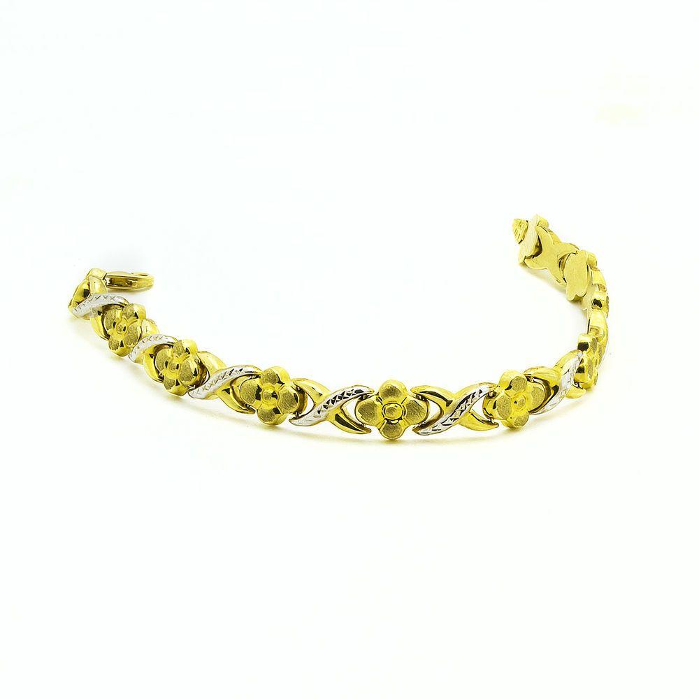 Xo Necklace White Gold