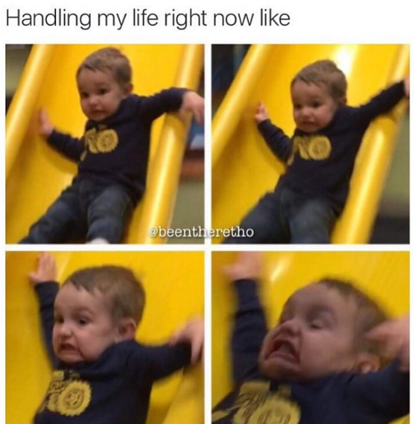 And Just Taking Control Of Life Humor Funny Relatable Memes Funny Jokes