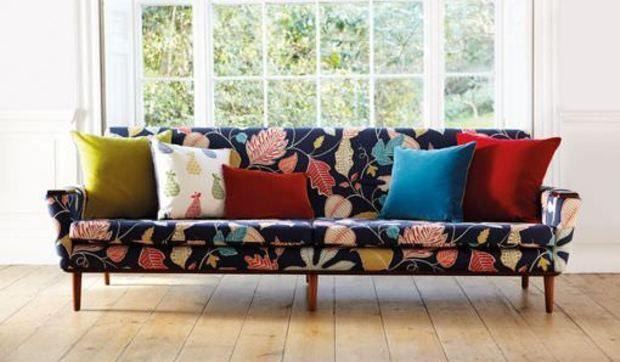 Te contamos cómo renovar sillones antiguos con tapicerías modernas ...