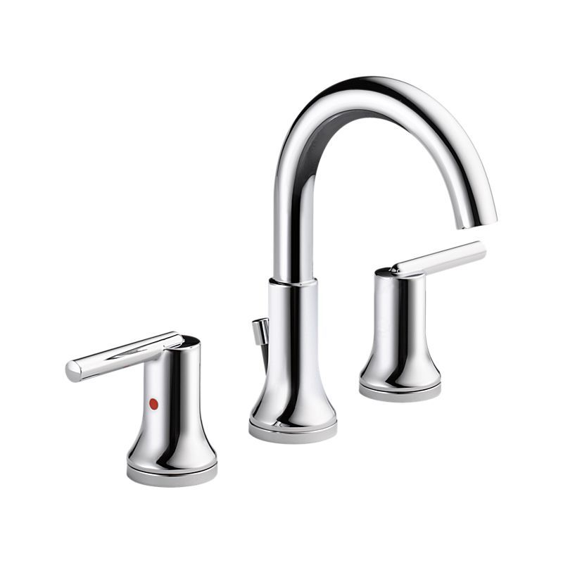 289 3559 Mpu Dst Trinsic Two Handle Widespread Lavatory Faucet