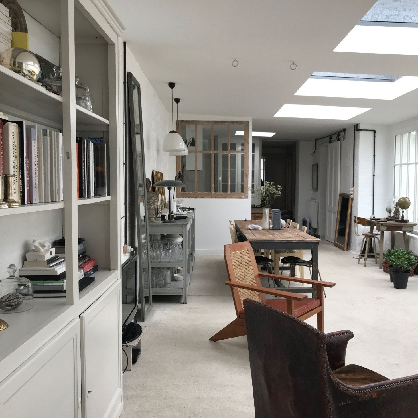 French Lessons A Designer And An Antiquary S Remodeled Guesthouses In Reims Soon Available To Rent Remodelista Home Remodelista Minimalist Home