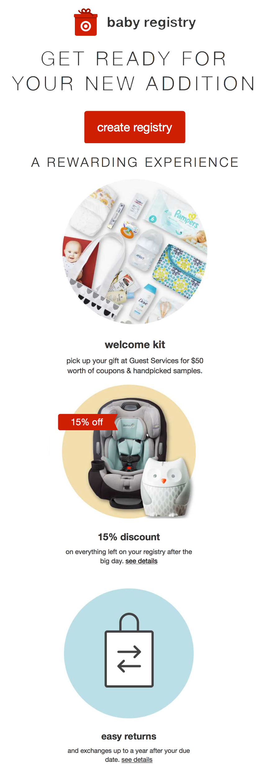 Target Baby Registry, Best baby registry, best baby shower