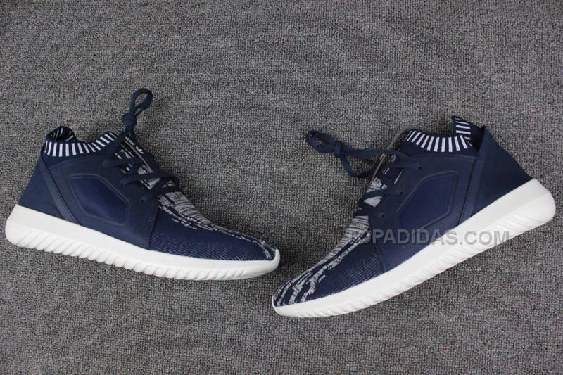 Cheap Adidas Originals Tubular Shadow Knit Blue