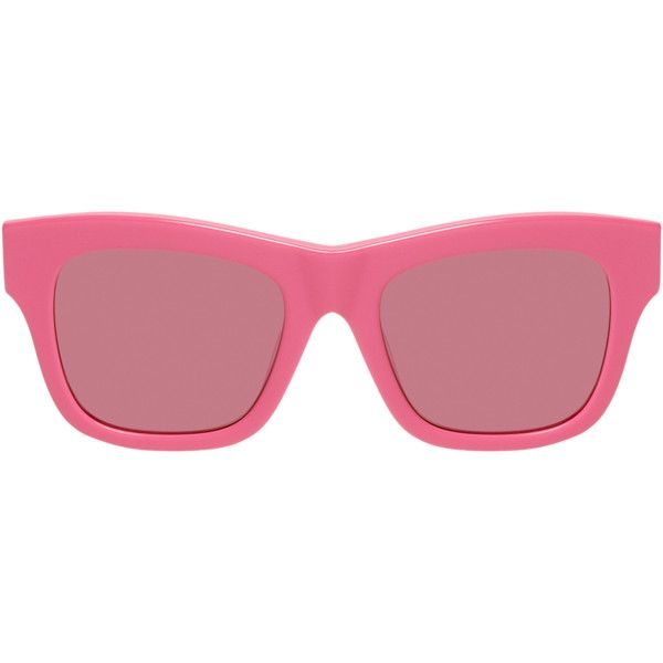 square framed sunglasses - Pink & Purple Stella McCartney uxcnP