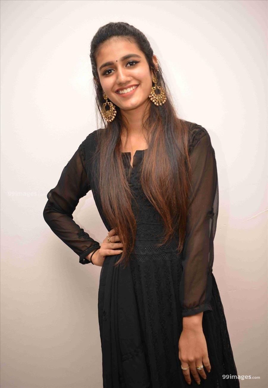 Priya Prakash Varrier S Latest Hd Images 1080p In Vishnupriya