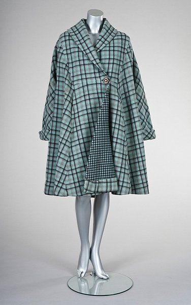 Coat  Madame Grès, 1949  Kerry Taylor Auctions