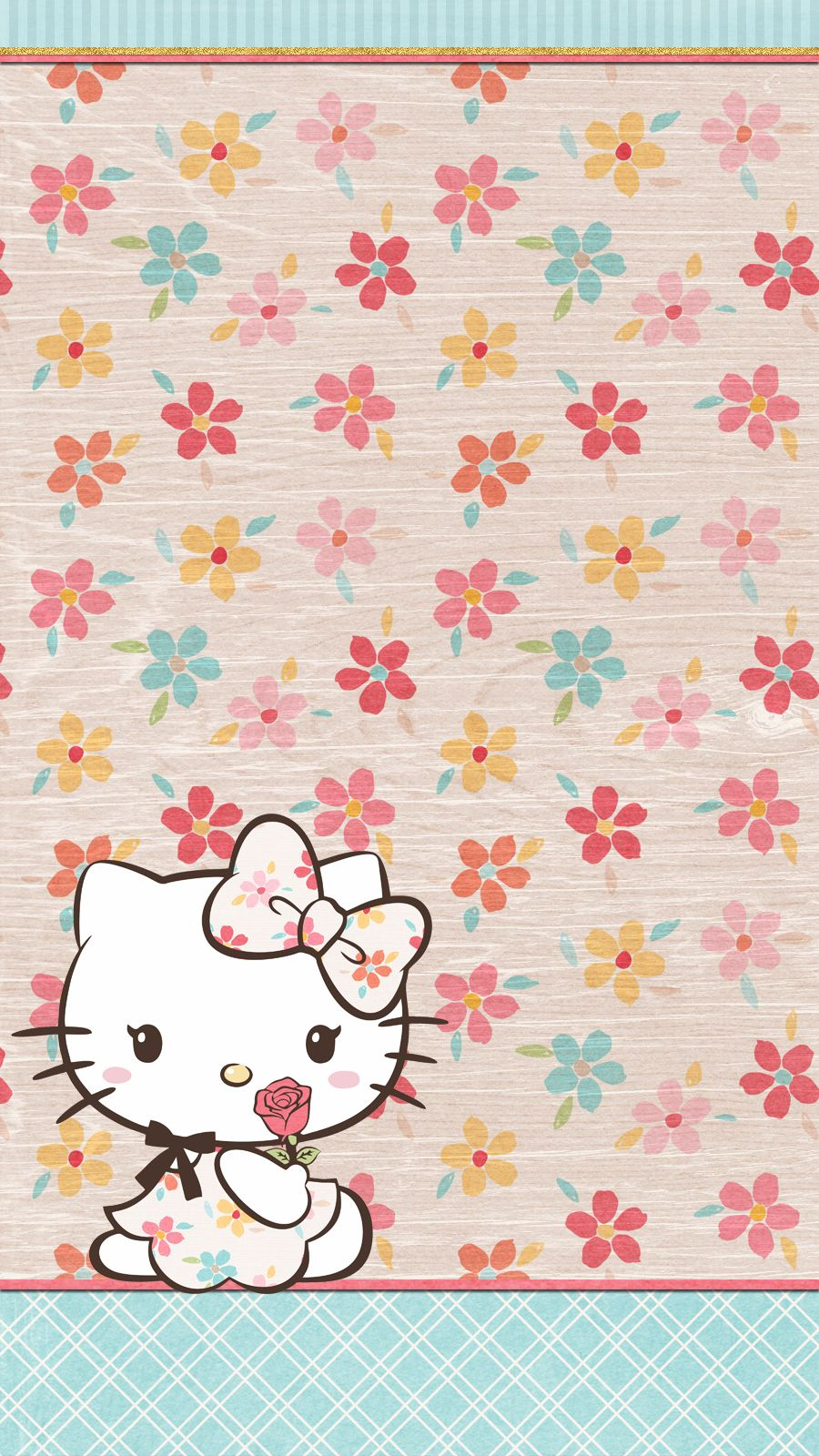 Spring06 Jpg 900 1600 Hello Kitty Wallpaper Hello Kitty