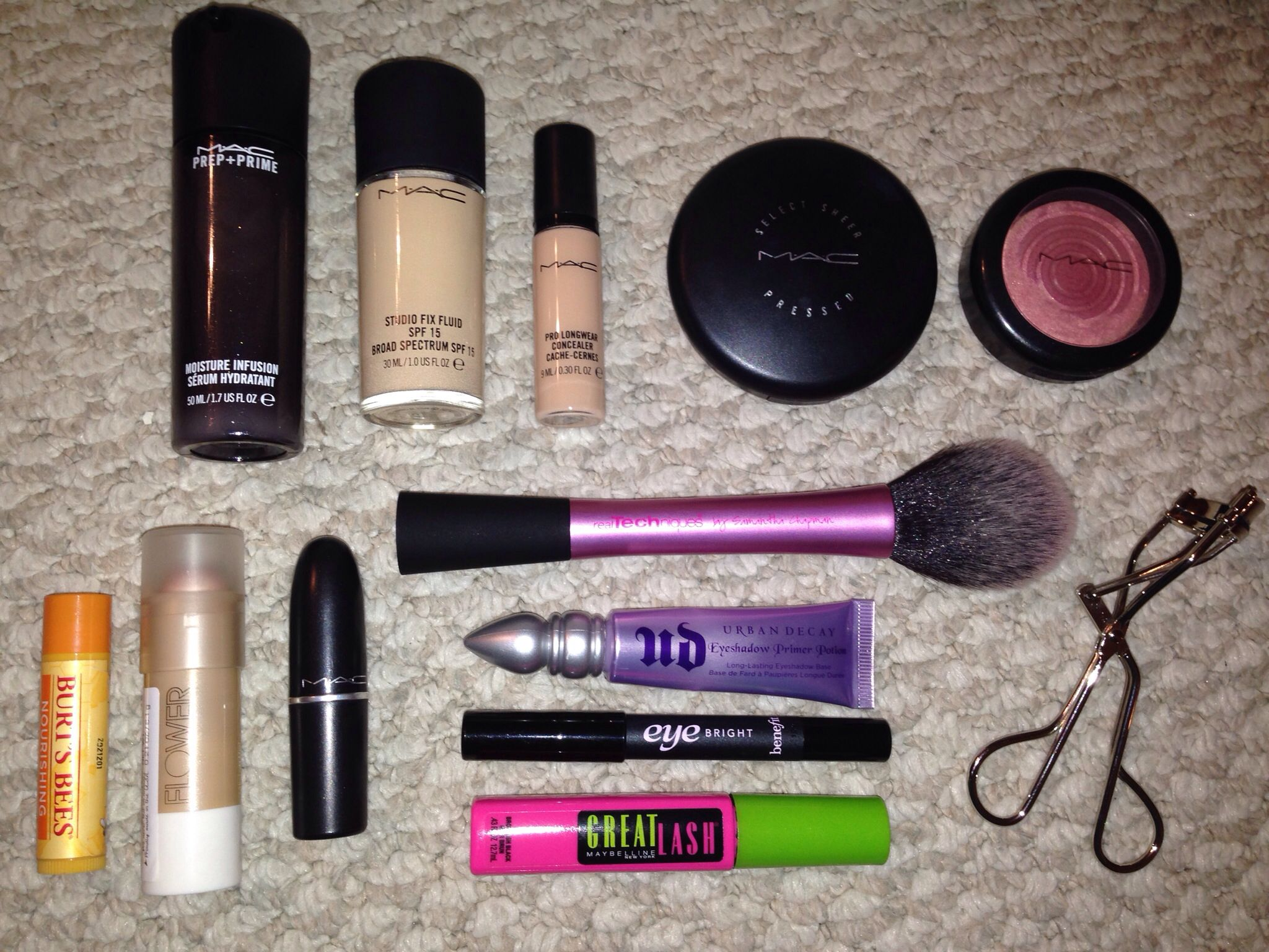 The Daily Essentials. Makeup. Cosmetics. Mac cosmetics