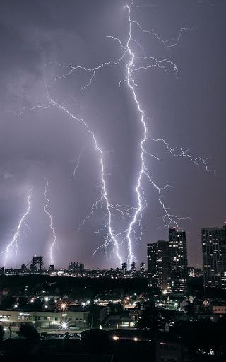 lightning wallpaper for android