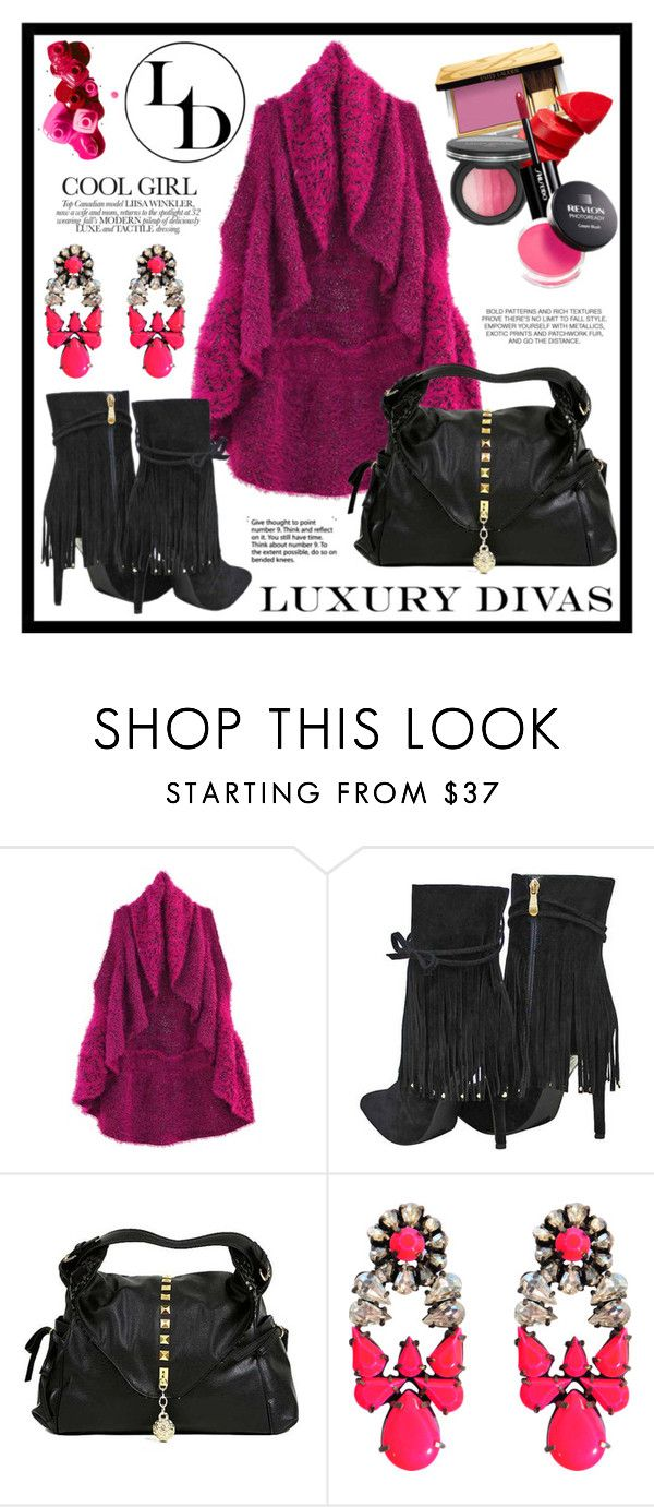 """Luxury Divas"" by amra-sarajlic ❤ liked on Polyvore featuring SHOUROUK and LUXURYDIVAS"