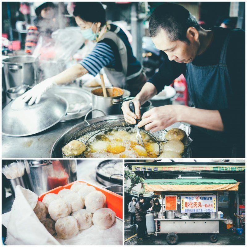 台北最強「南機場夜市」沒機場,但有這9家傳奇小吃,一定要吃一次!便宜得感人啊。南機場彰化肉圓-風傳媒