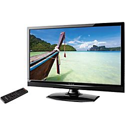 """The ViewSonic(R) VT2755LED is a professional 27in. monitor with HDTV functionality. The VT2755LED features """"edge white"""" LED technology delivering brilliant image clarity, high contrast with saturated colors while consuming very low power. Versatile connectivity is provided through HDMI input in addition to PC and traditional YPbPr component video. A RS232 control port is combined with IR pass through providing automated control for hospitality and commercial installations."""