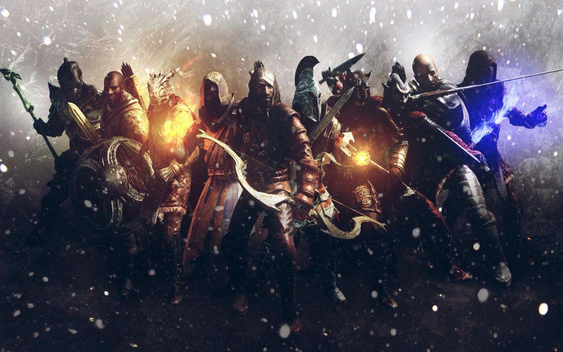 The elder scrolls five skyrim artwork pic 2.