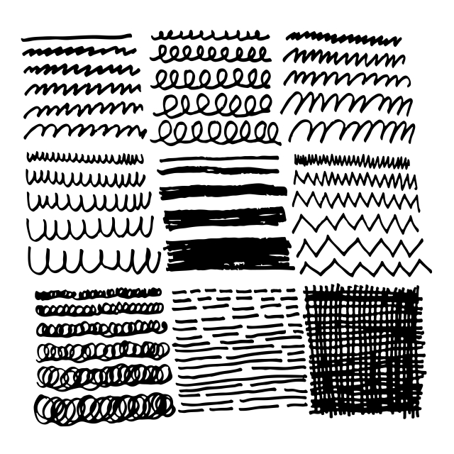 Hand Drawn Brush Stroke Ink Sketch Line Hand Icons Line Icons Sketch Icons Png And Vector With Transparent Background For Free Download How To Draw Hands Ink Sketch Brush Strokes