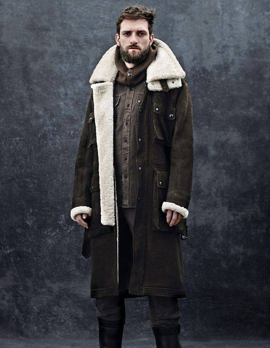 The best big winter coats for men | Mens overcoat