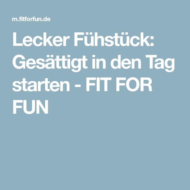 Diatplan Fit For Fun Diat Der 14 Tage Plan