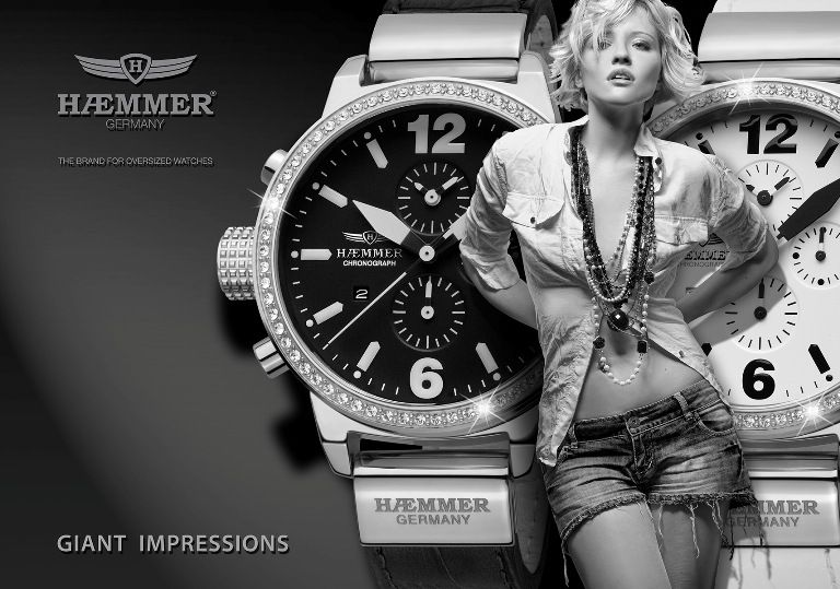#Haemmer Germany #fashion #watches