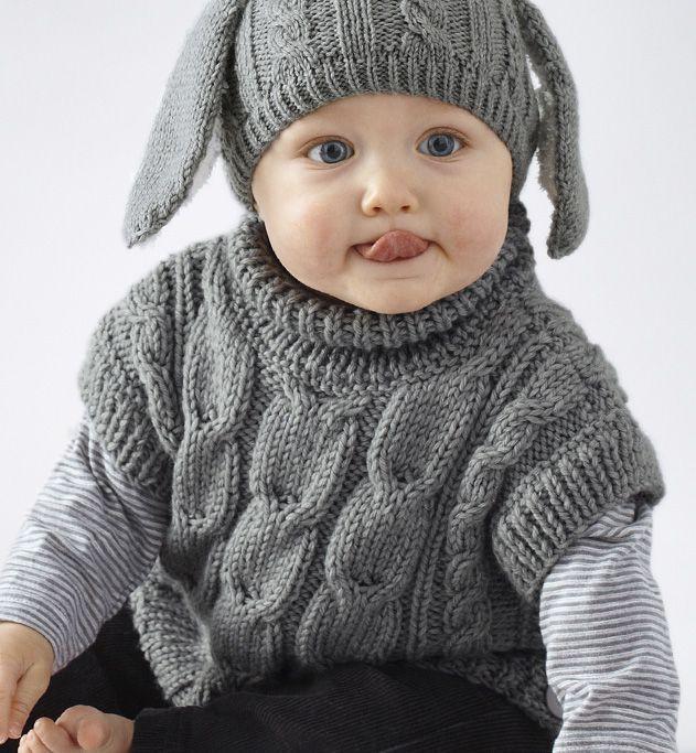 вязание спицами для детей от 0 до 3 лет с описанием детский дизайн