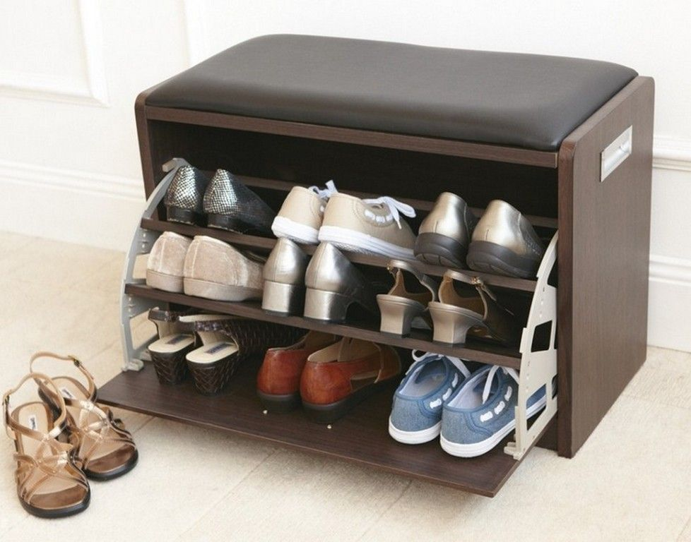 Ikea Shoe Rack Bench Cabinet