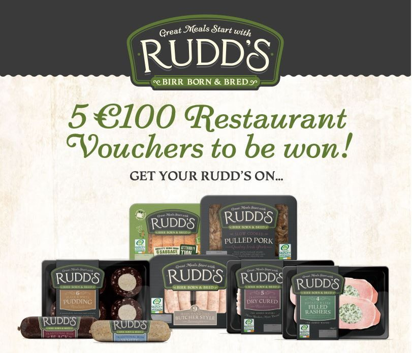 Win a €100 restaurant voucher - http://www.competitions.ie/competition/win-a-e100-restaurant-voucher/