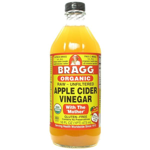 Bragg - Organic Apple Cider Vinegar, 473ml #applecidervinegarbenefits