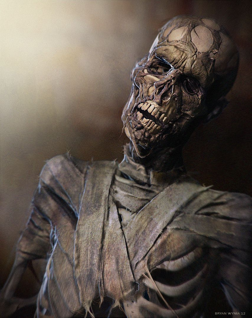http://cryptcreeper.cgsociety.org/art/mummy-zbrush-monsters-photoshop-creature-creatures-3d-1141249