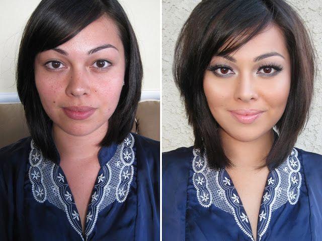 """Résultat de recherche d'images pour """"makeup before after"""""""