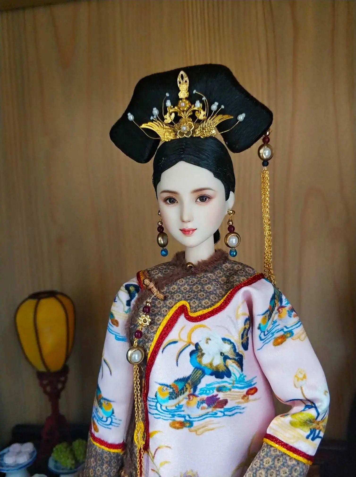 Ghim của marie-claire neto trên Poupée Asiatique trong 2020   Búp bê, Nhà  thanh, Búp bê nghệ thuật