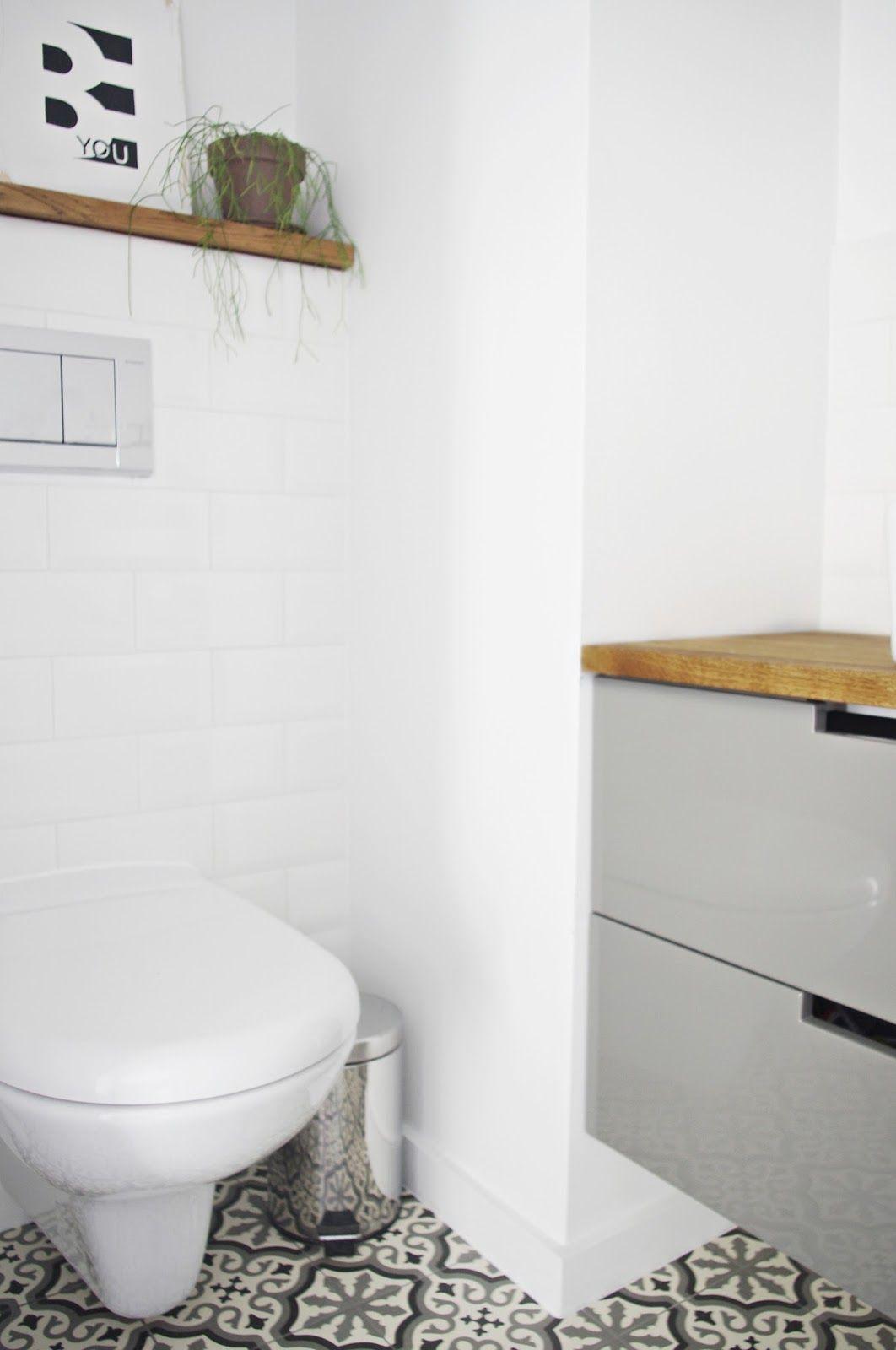 MINIMALISM, moroccan tiles, morrocan style, bathroom, white, subway ...