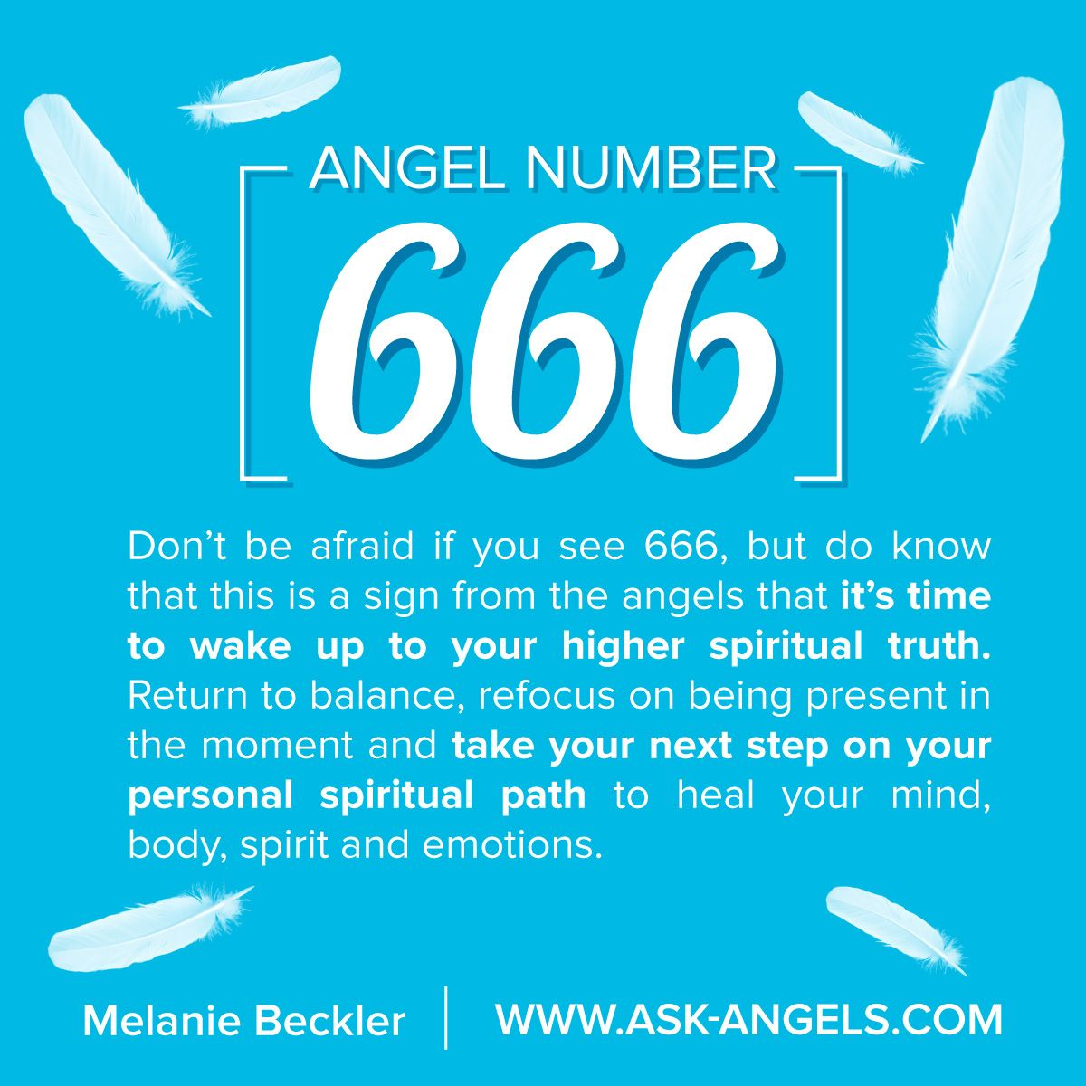 5 Important 666 Meanings | Bible | Numerology numbers