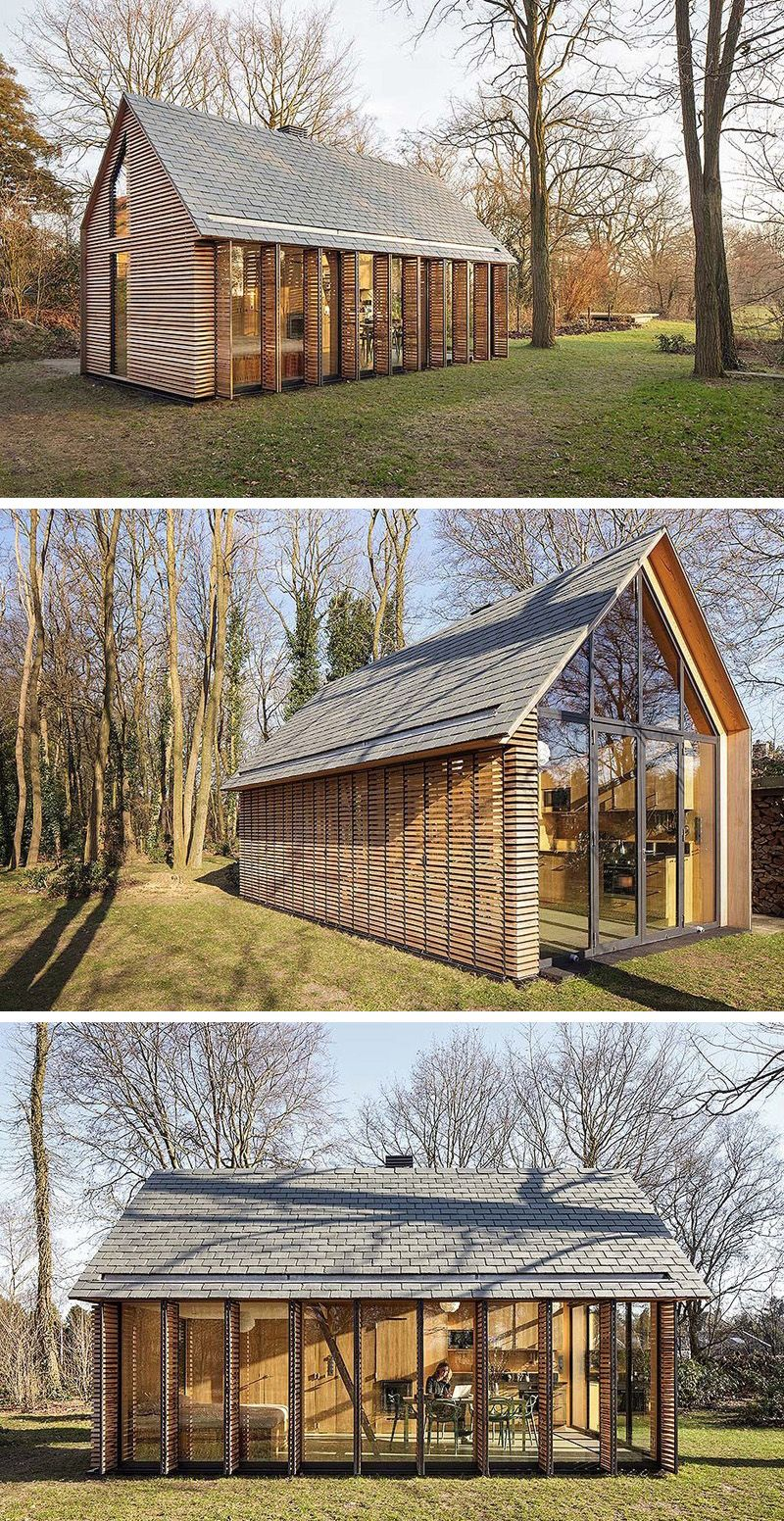 Zecc Architects, Together With Interior Designer Roel Norel, Have Designed  A Small Contemporary Cottage