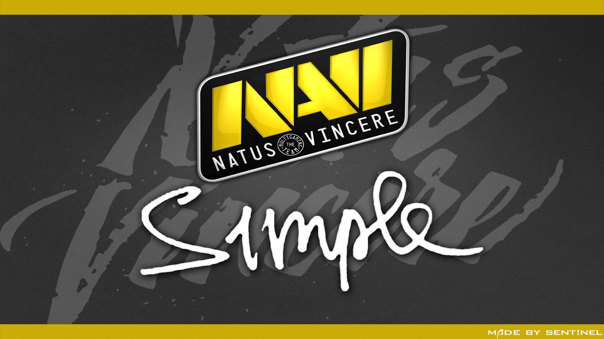 Na'Vi s1mple Wallpaper 1920x1080 - CS:GO Wallpapers | Coisas