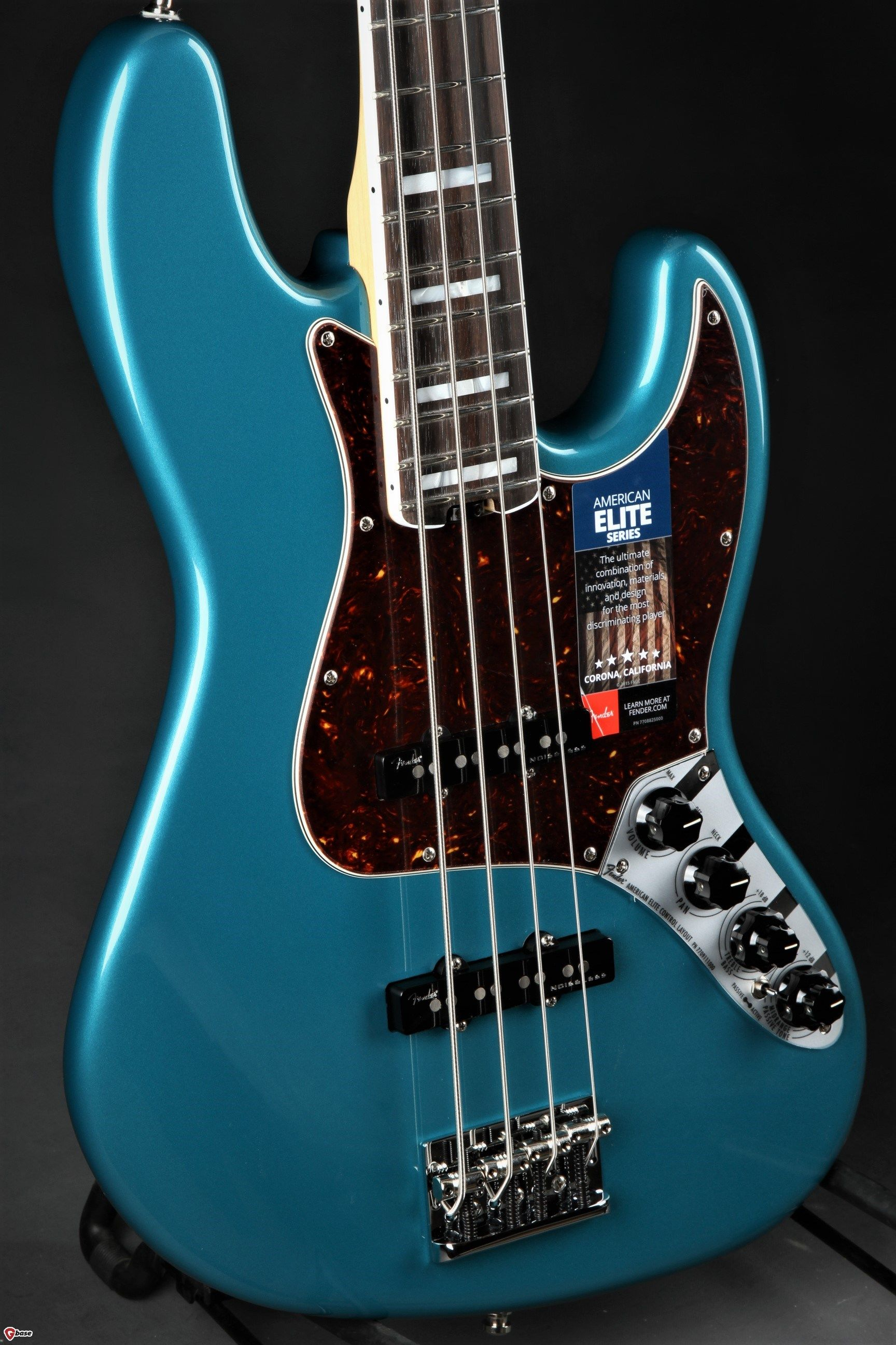 Bass Guitars Guitars & Basses Learned Fender American Vintage Jazz Bass Electric Bass Guitar used