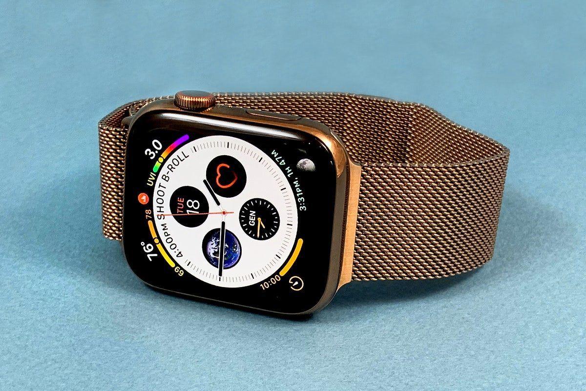 A Week On The Wrist Apple Watch Series 4 Applewatchstrap Apple Watch New Apple Watch Apple Watch Series