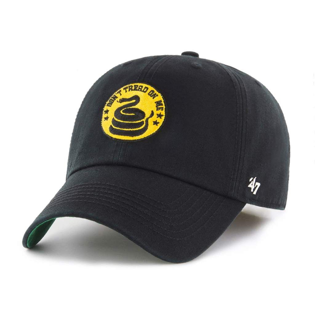 Americana Don T Tread 47 Franchise 47 Sports Lifestyle Brand Licensed Nfl Mlb Nba Nhl Mls Ussf Over 900 College Sweatband Gadsden Flag Americana