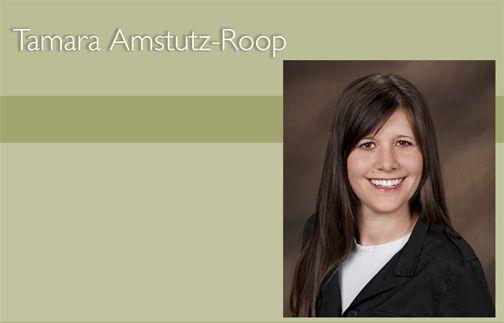 Tamara Amstutz Roop, Darrons Contemporary Furniture   Columbus, OH