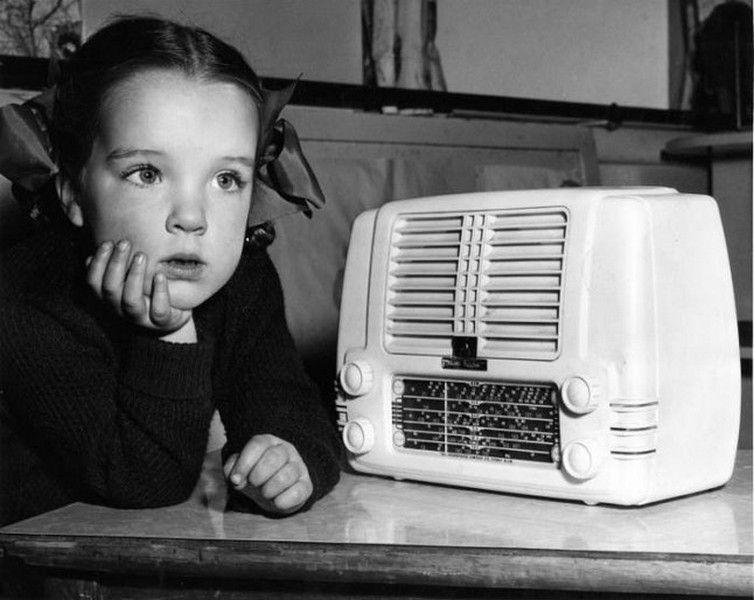 Веселые картинки про радио