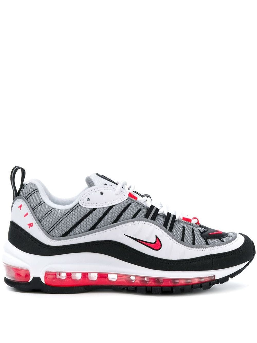 Nike Air Max 98 lace up Sneakers in 2020   Nike air max