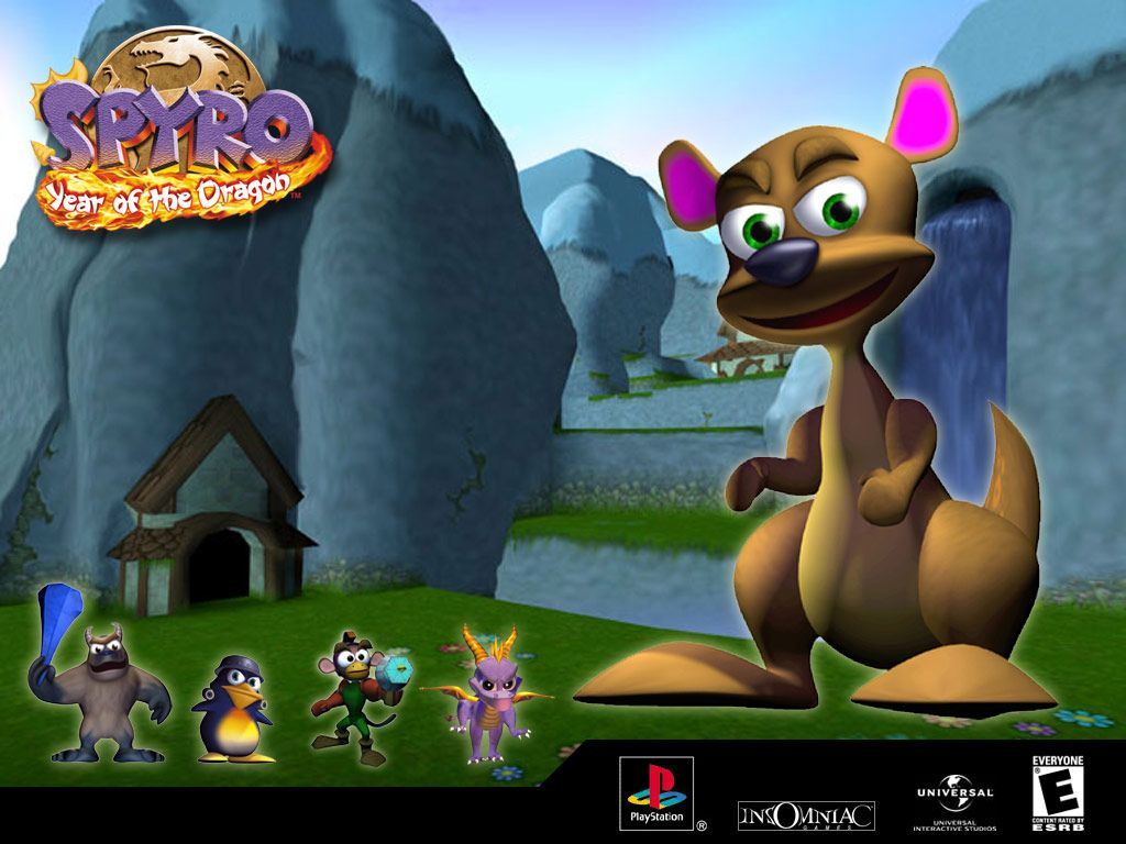 How To Get Spyro Year Of The Dragon On Pc